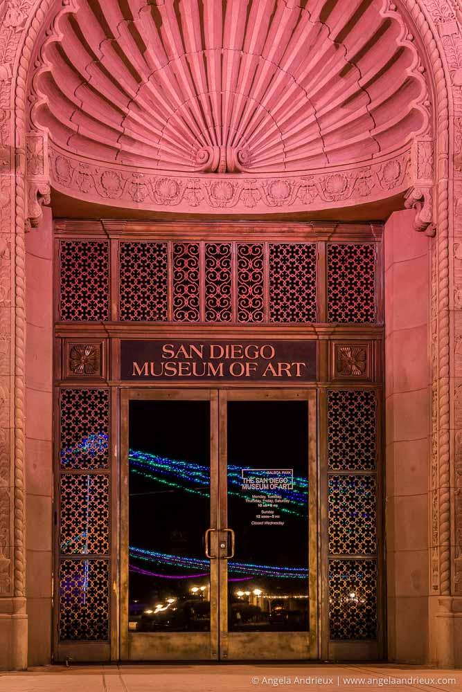 Balboa Park | San Diego, CA | Holiday/Centennial Lights