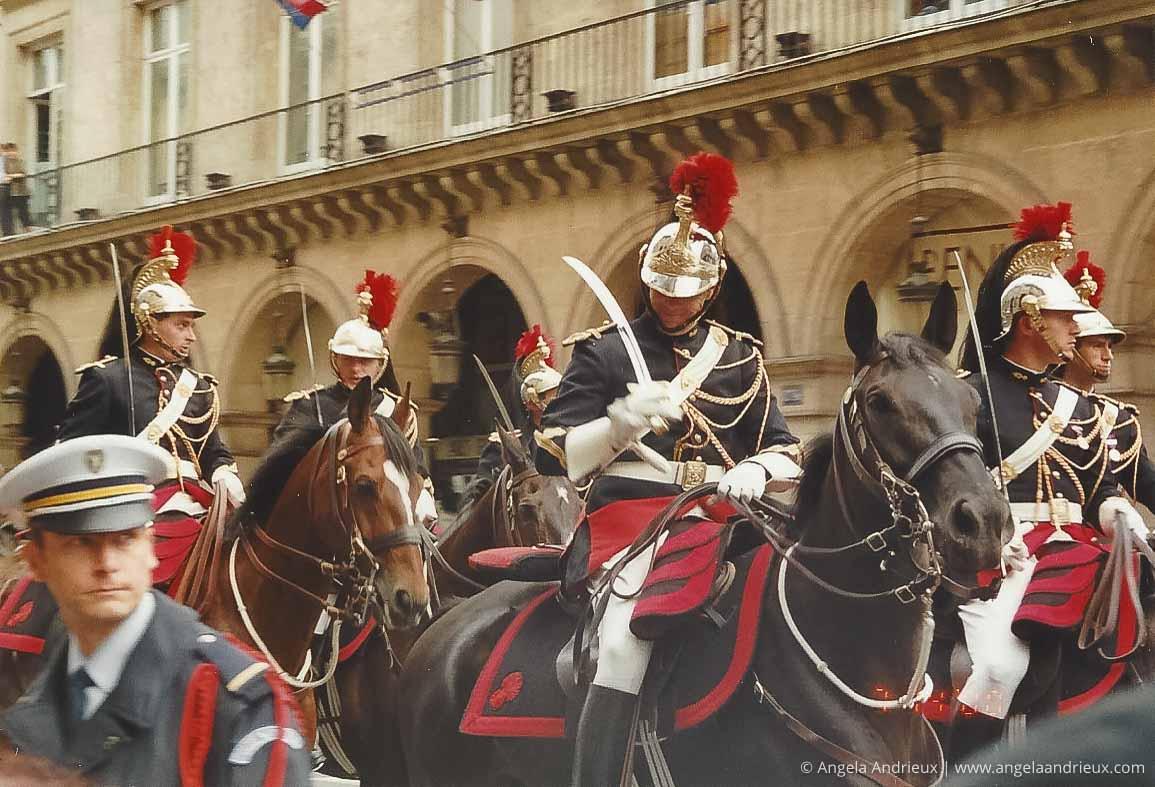 Bastille Day Parade | Paris, France | July, 2000