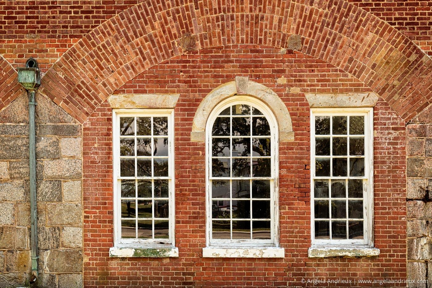 Brick Detail | Fort Monroe | Hampton, VA | Best Places to Photograph