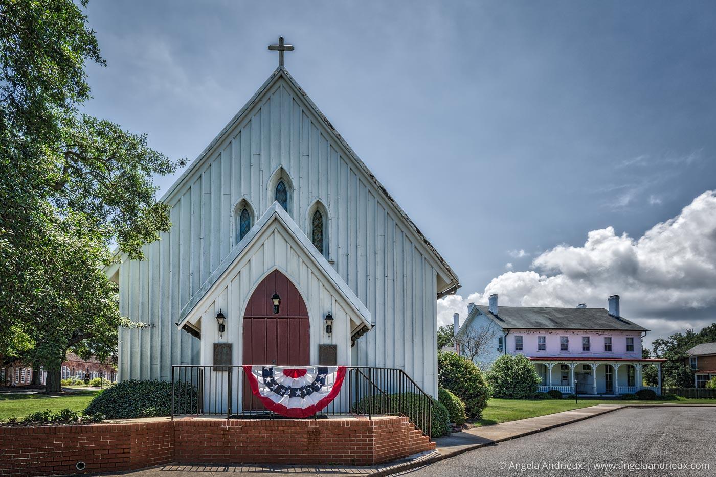 Fort Monroe Church   Hampton, VA