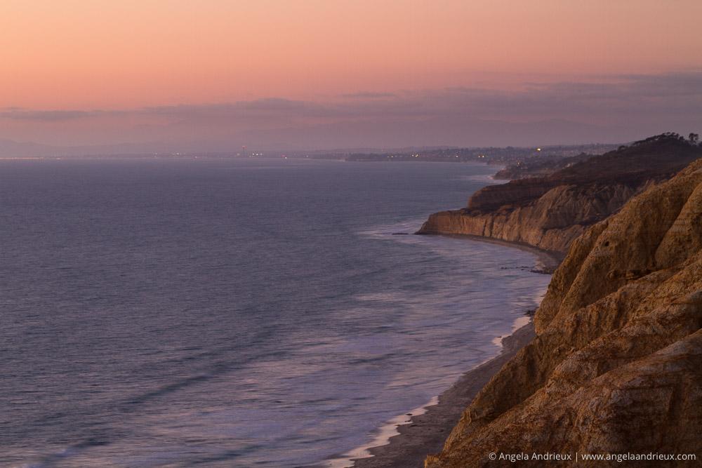 Sunset | Torrey Pines Gliderport | La Jolla, CA