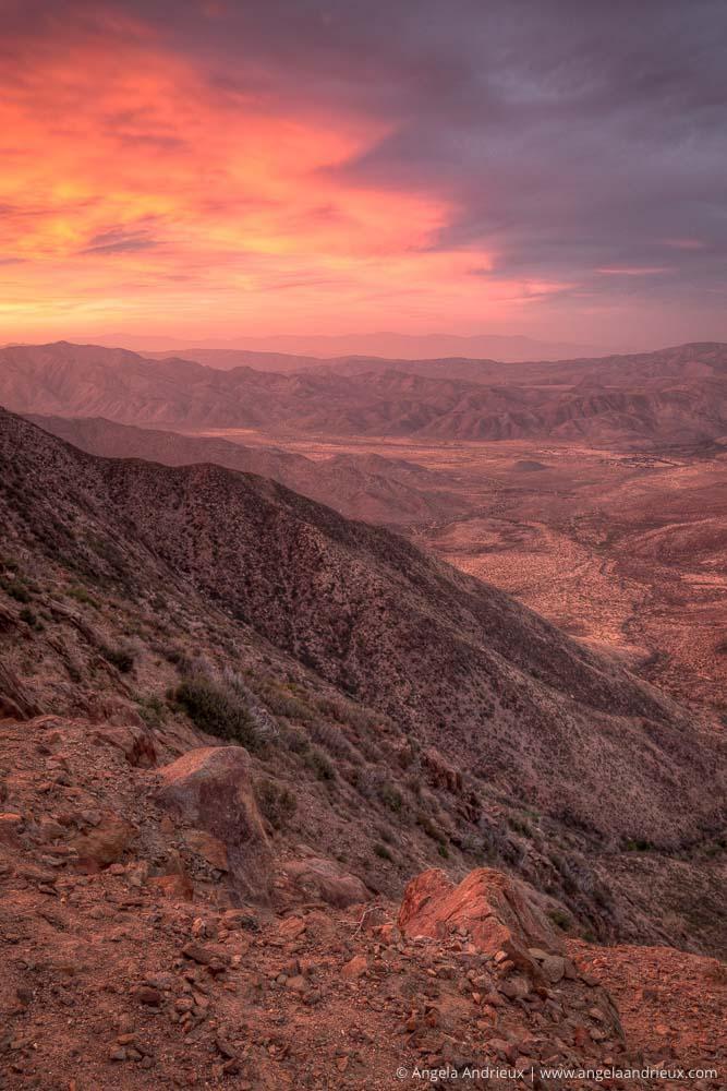 sunset-hdr-kwaaymii-point-mount-laguna-san-diego-2