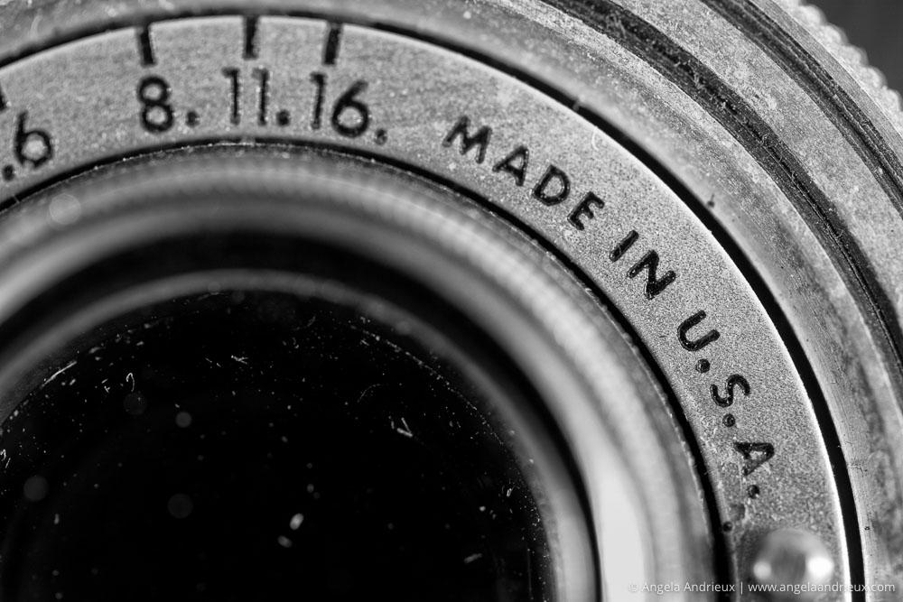 Argus Rangefinder   Vintage Exploration   Antique Vintage Film Camera