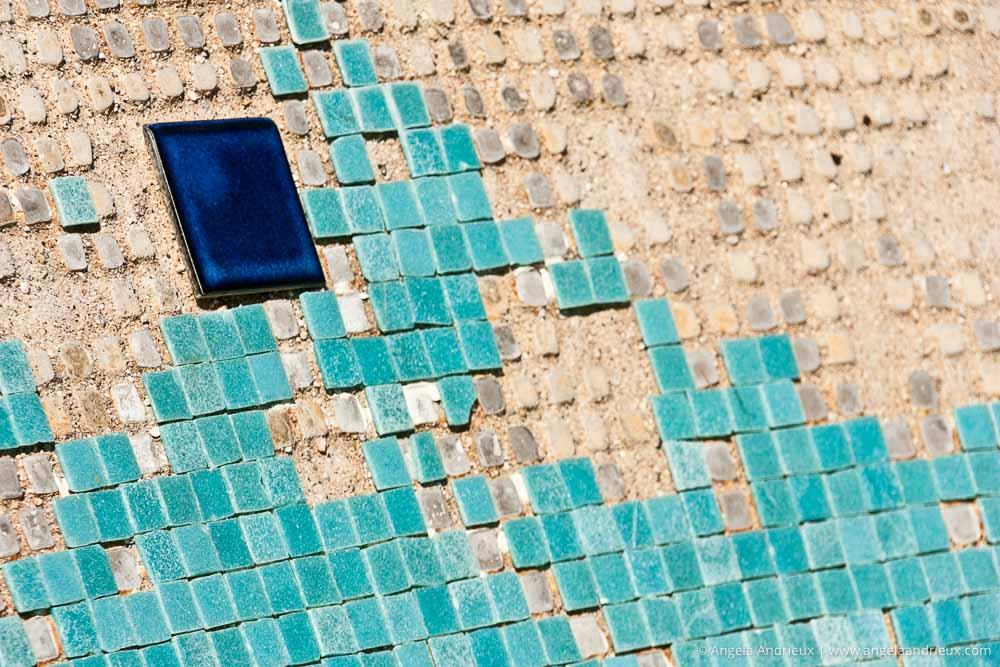 Missing Tiles in an unused fountain | Balboa Park | San Diego, CA | Scott Kelby Worldwide Photo Walk 2011