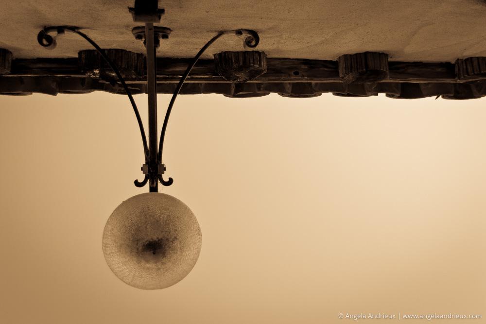 Looking Up at a Lamp | Balboa Park | San Diego, CA | Scott Kelby Worldwide Photo Walk 2011