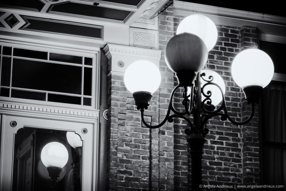 Street Lamp | Gaslamp Quarter | San Diego, CA