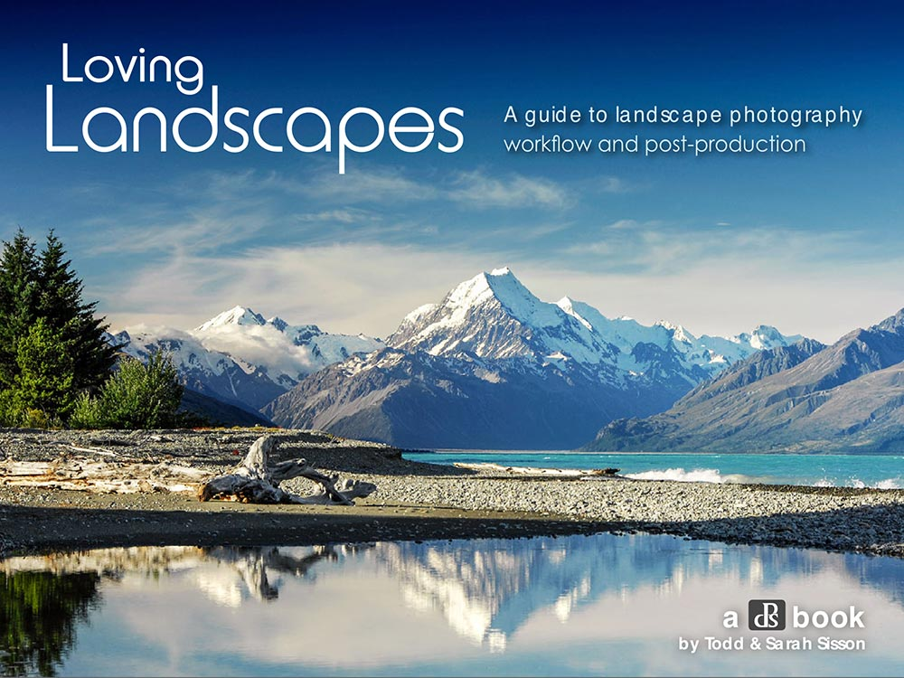 Loving Landscapes eBook Cover