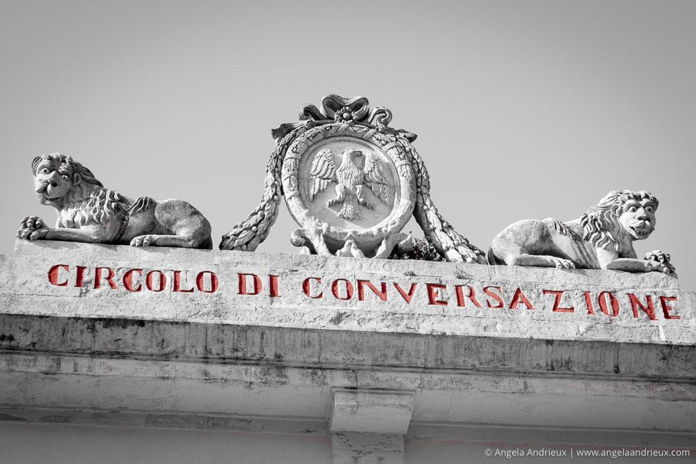 Circolo di Conversazione | Ragusa Ibla | Sicily | Italy | Scott Kelby Worldwide Photo Walk 2010