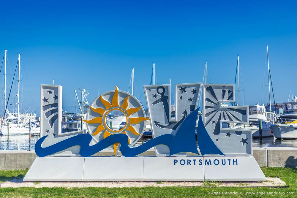 500px Global Photo Walk   Portsmouth, VA   LOVE at the Marina