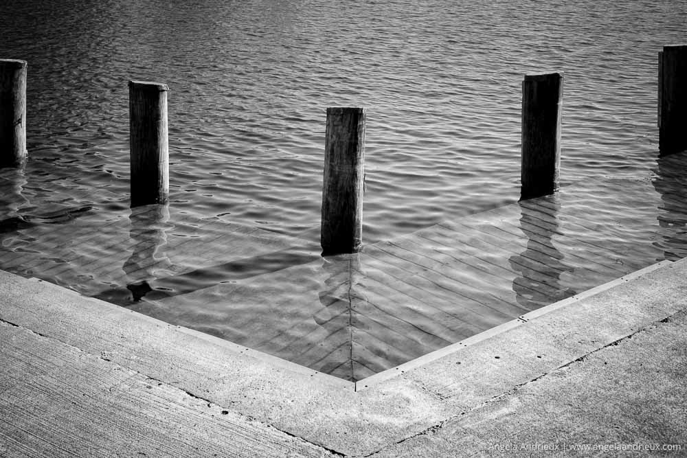 500px Global Photo Walk   Portsmouth, VA   Pylon Water Refelction