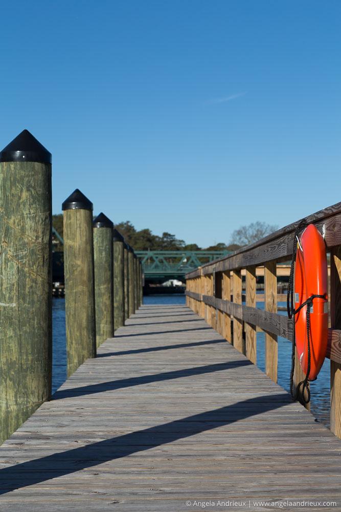 Dock Albemarle & Chesapeake Canal | Great Bridge | Chesapeake, VA
