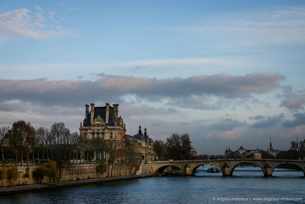Across the Seine | Paris, France