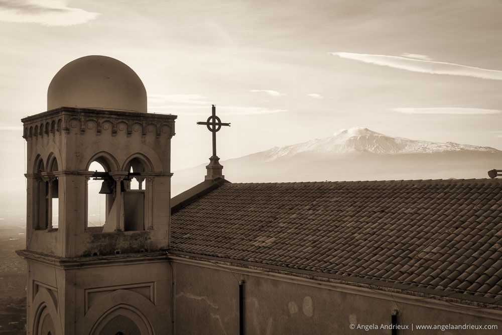 Castelmola & Etna | Sicily | Italy