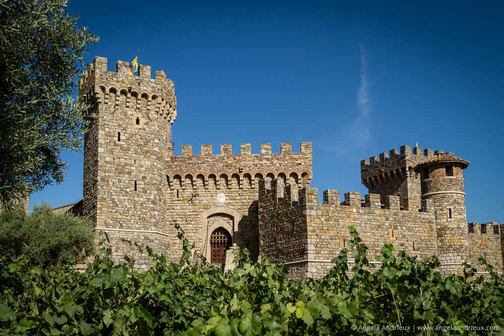 Castello di Amorosa | Winery Castle | Napa Valley | Calistoga, CA