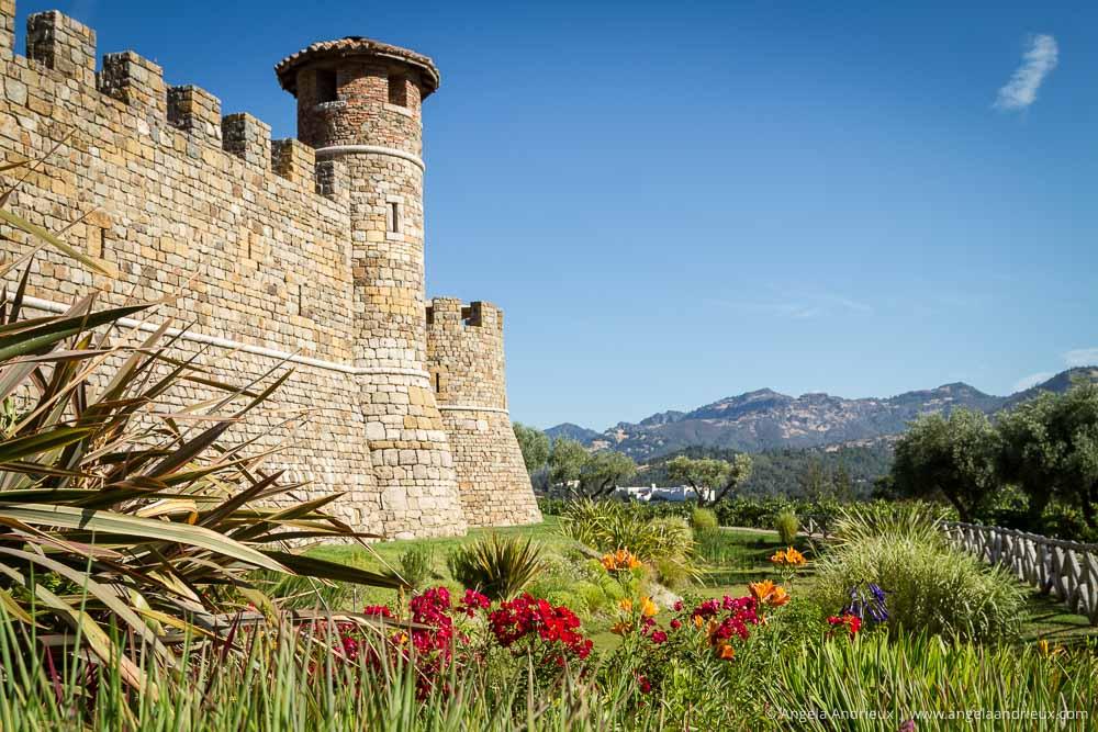 Castello di Amorosa | Winery Castle | Napa Valley | Calistoga, CA