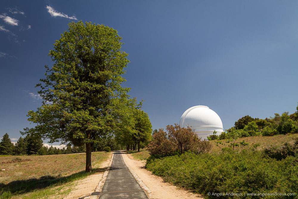 Palomar Observatory | Rural San Diego County