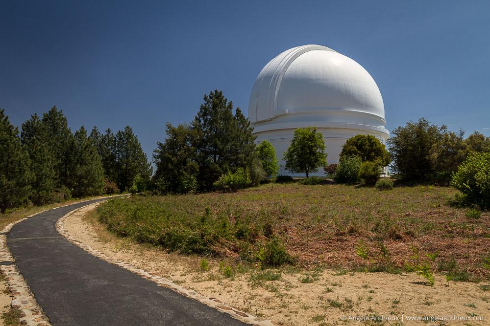 Palomar Observatory | Rural San Diego County