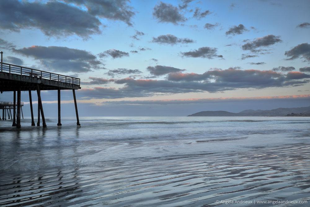 Sunrise at the Pier | Pismo Beach, CA
