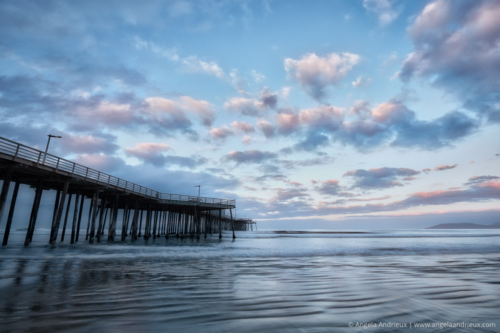 Sunrise at the Pier | Pismo Beach, CA