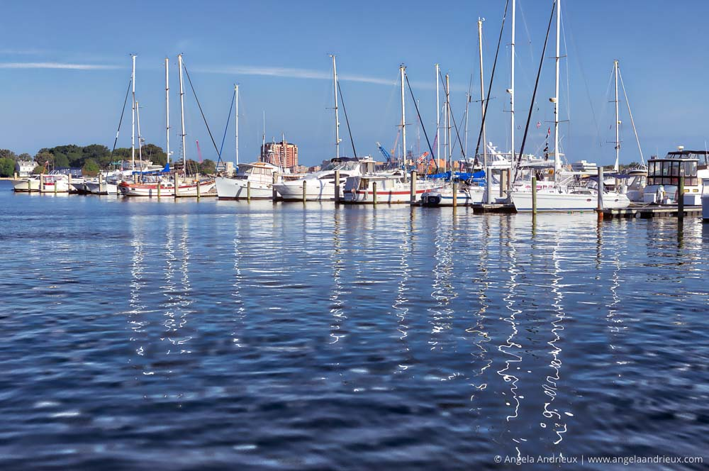 Marina and Boats | Portsmouth, VA | Processed with Aurora HDR 2017