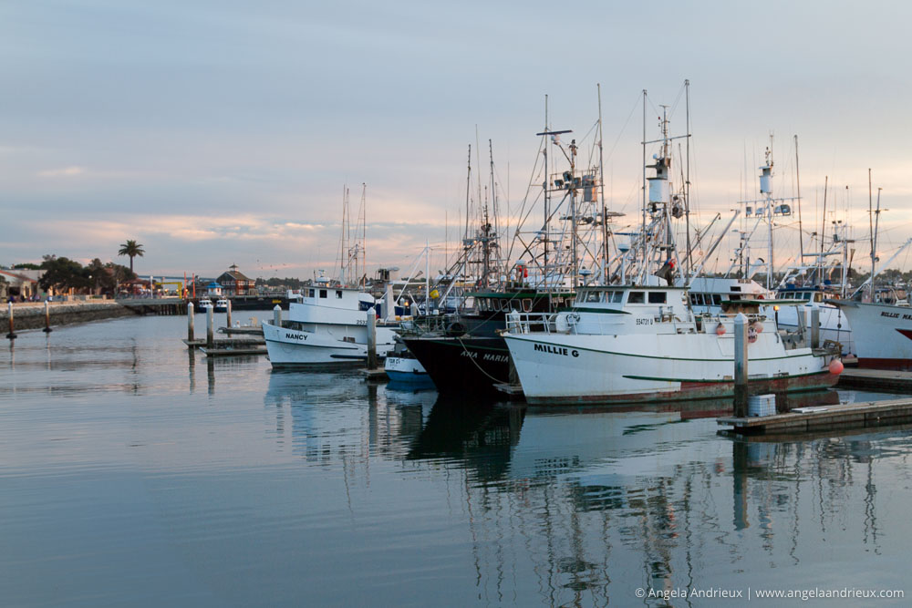 San Diego, CA Marina Sunset   Lightroom HDR Merge   Best HDR Software