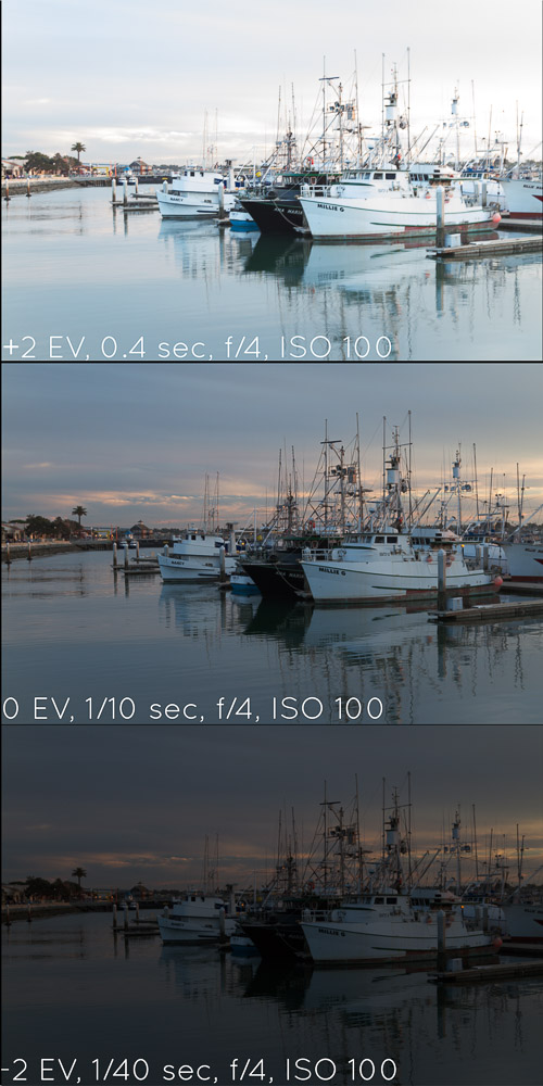 San Diego, CA Marina Sunset   Original Images   Best HDR Software