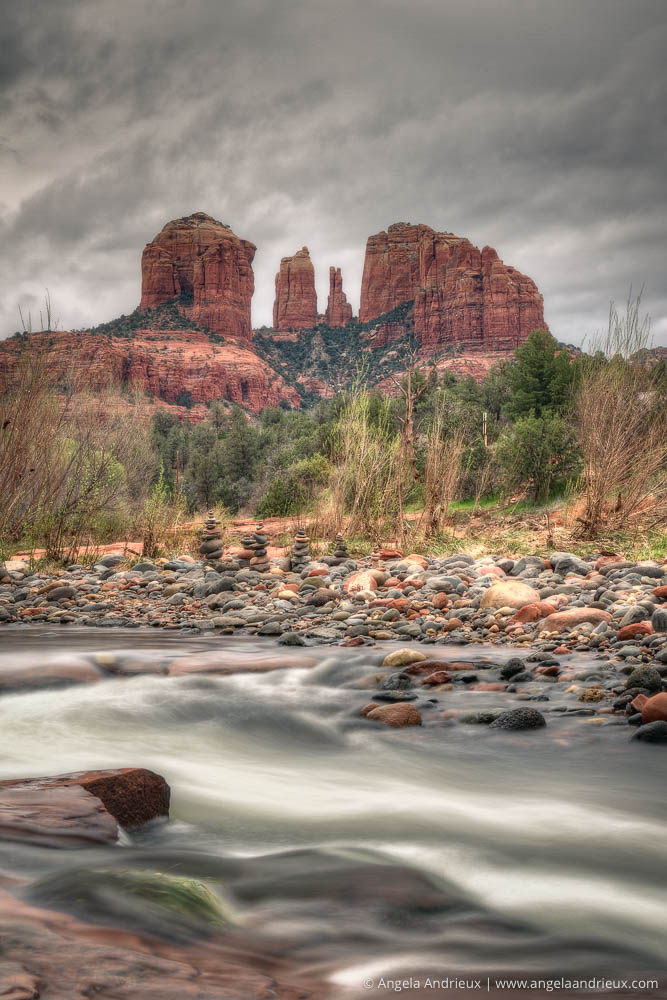Red Rock Crossing | Cathedral Rock | Sedona, AZ