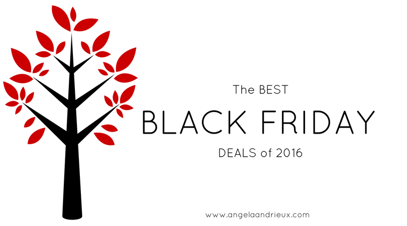 The BEST Black Friday Photography Deals of 2016