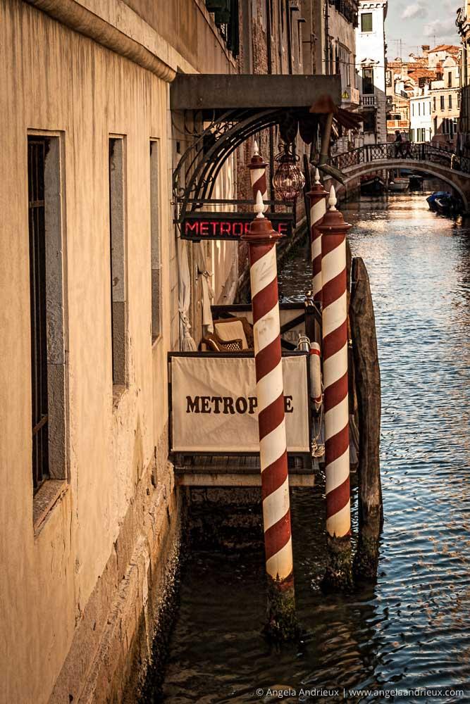 Hotel Metropole | Venice, Italy