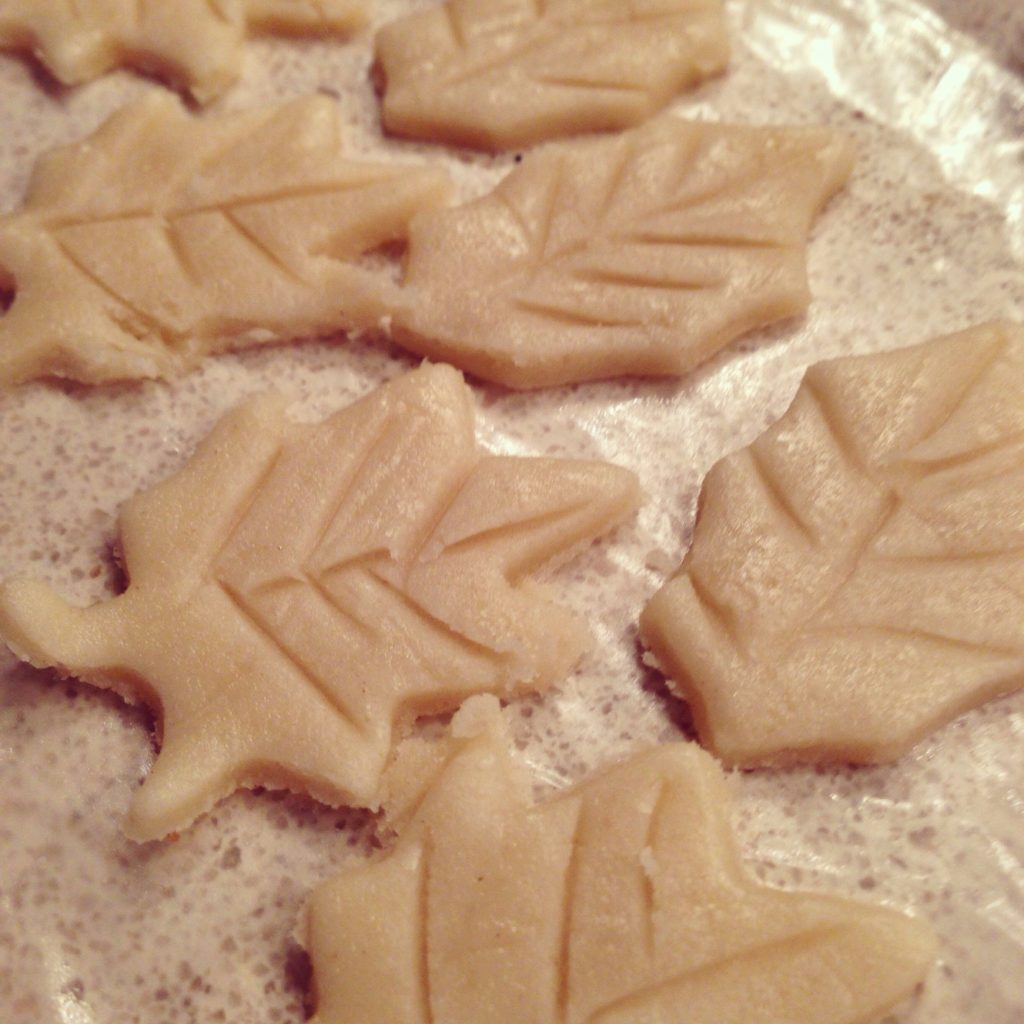 Pie Dough Leaves | Happy Thanksgiving 2014