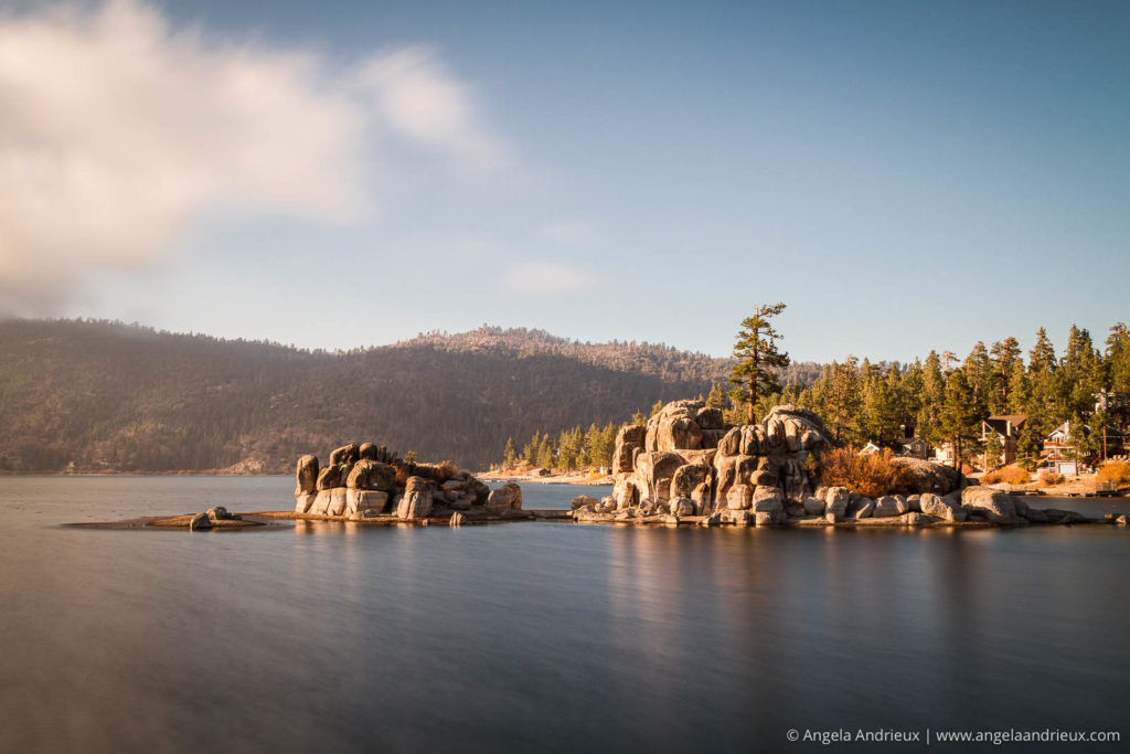 Boulder Bay | Big Bear Lake, CA | Long Exposure