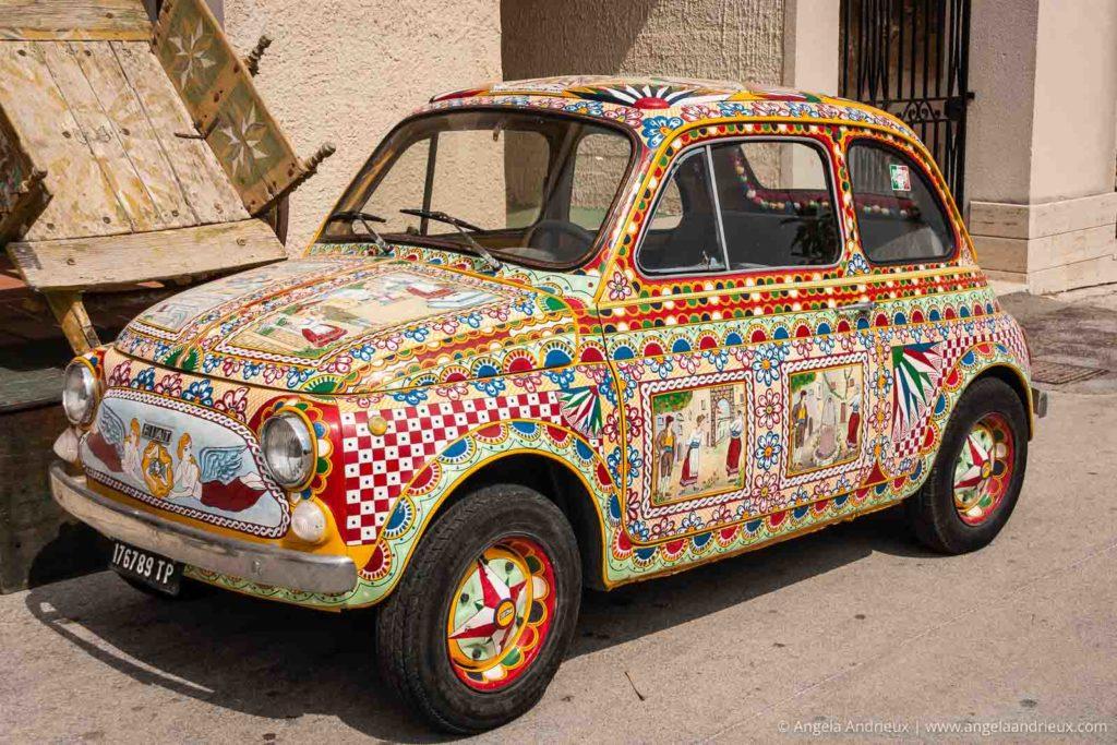 Fiat 500 Cinquecento | Marinella di Selinunte | Sicily | Italy