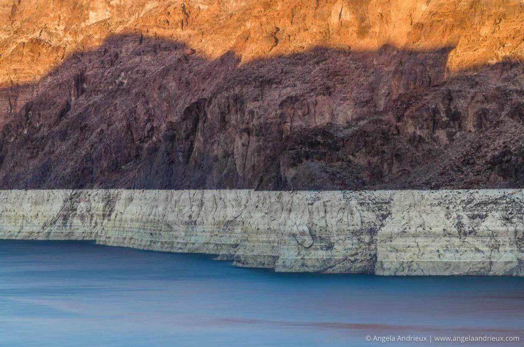 Desert Layers | Lake Mead | Nevada | Arizona