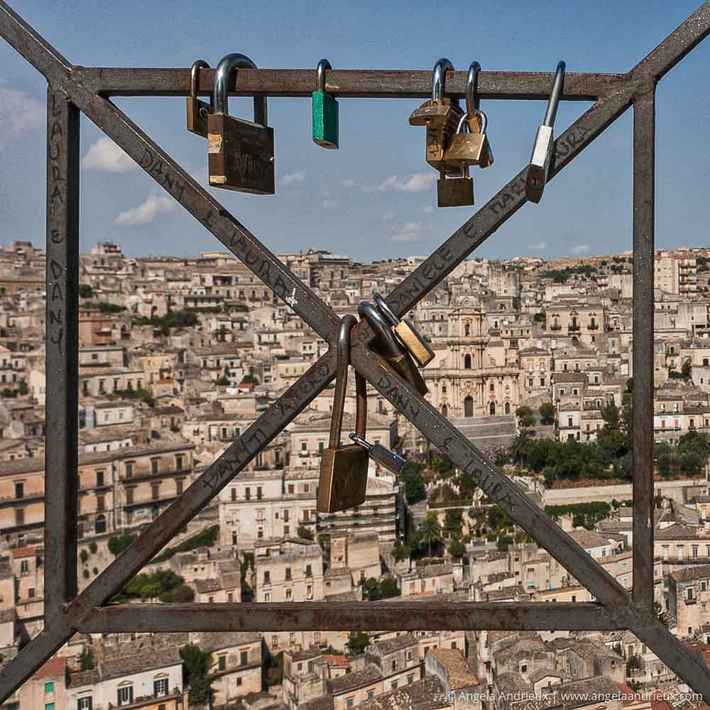 Love Locks | Modica | Sicily | Italy