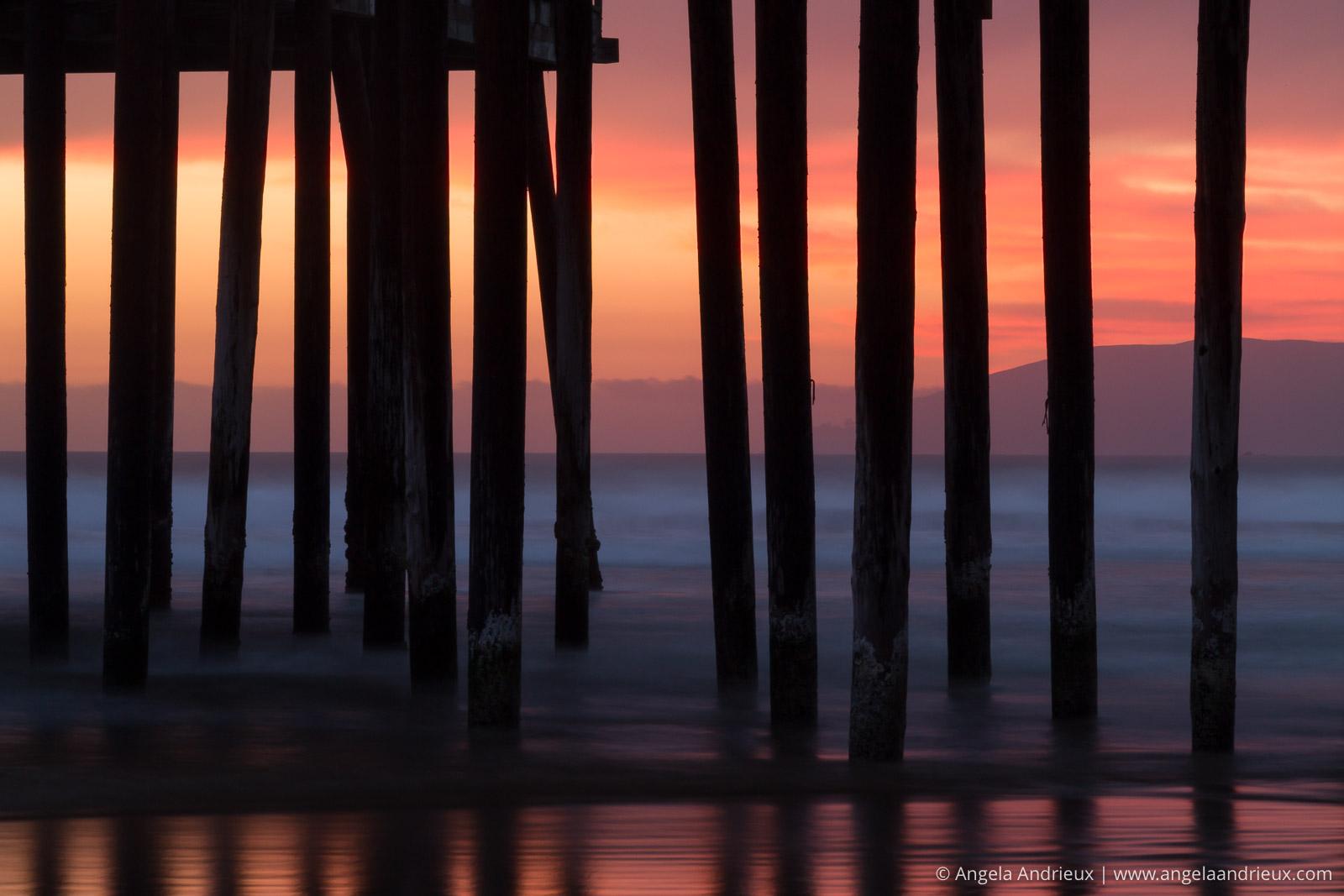 Sunset Silhouette | Pismo Beach, CA