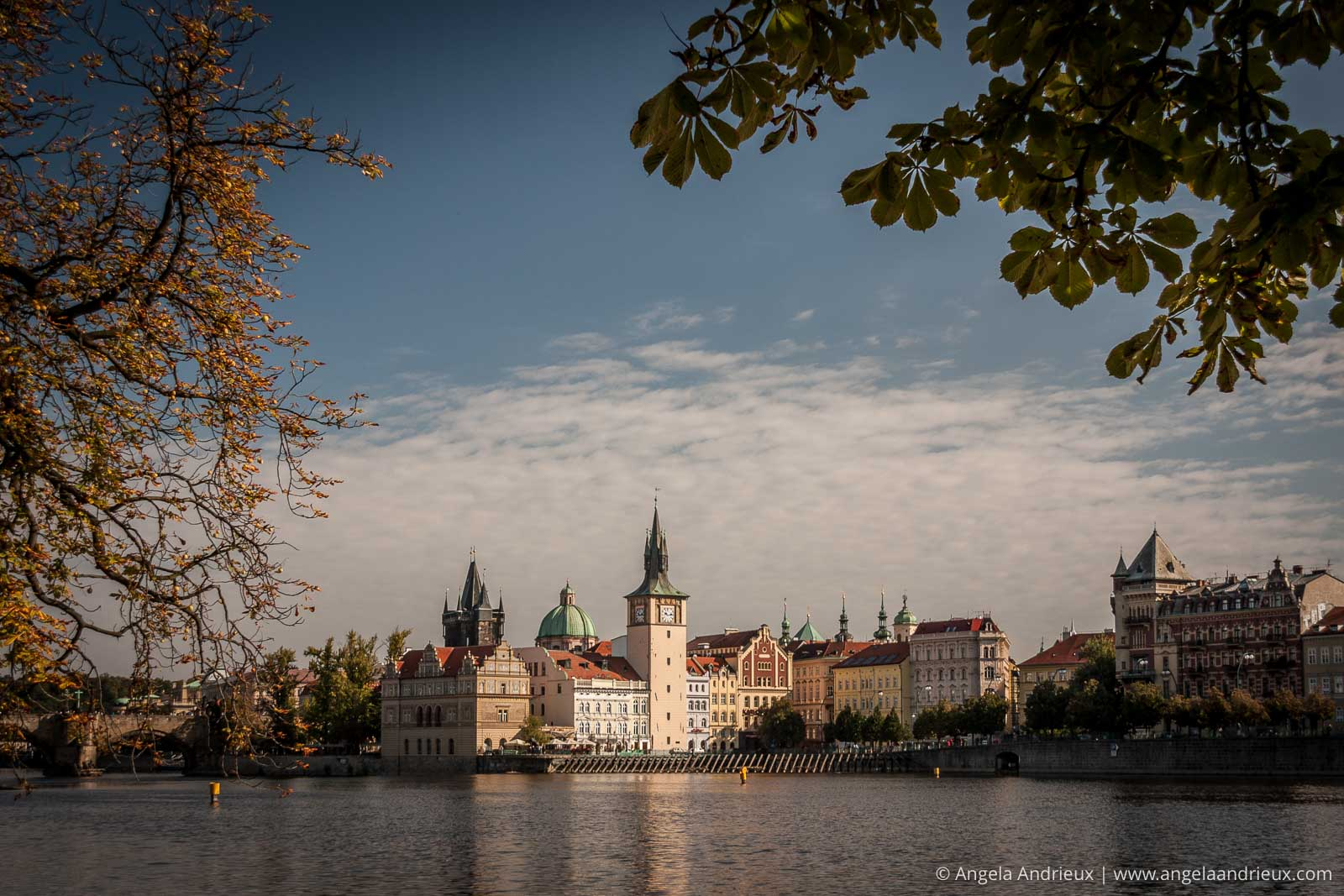 Fall in Prague | Czech Republic