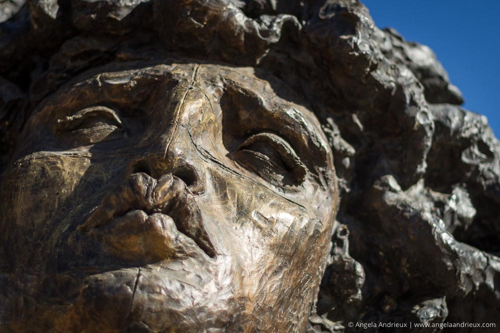 Sculpture Garden | Salerno Winery | Ramona, CA