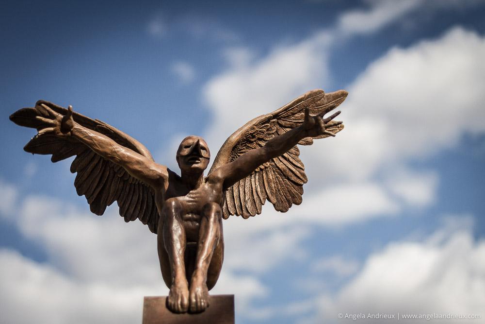Sculpture Garden | Salerno Winery | Ramona, CA