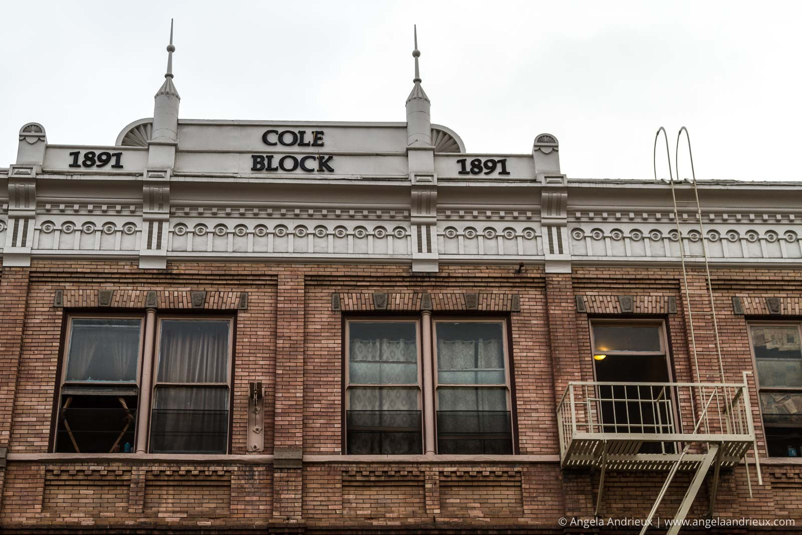 Cole Block Building | Gaslamp Quarter | San Diego, CA