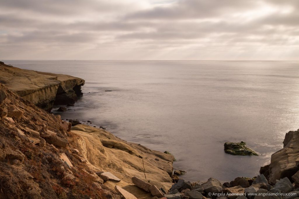 Sunset Cliffs | San Diego, CA | Long Exposure