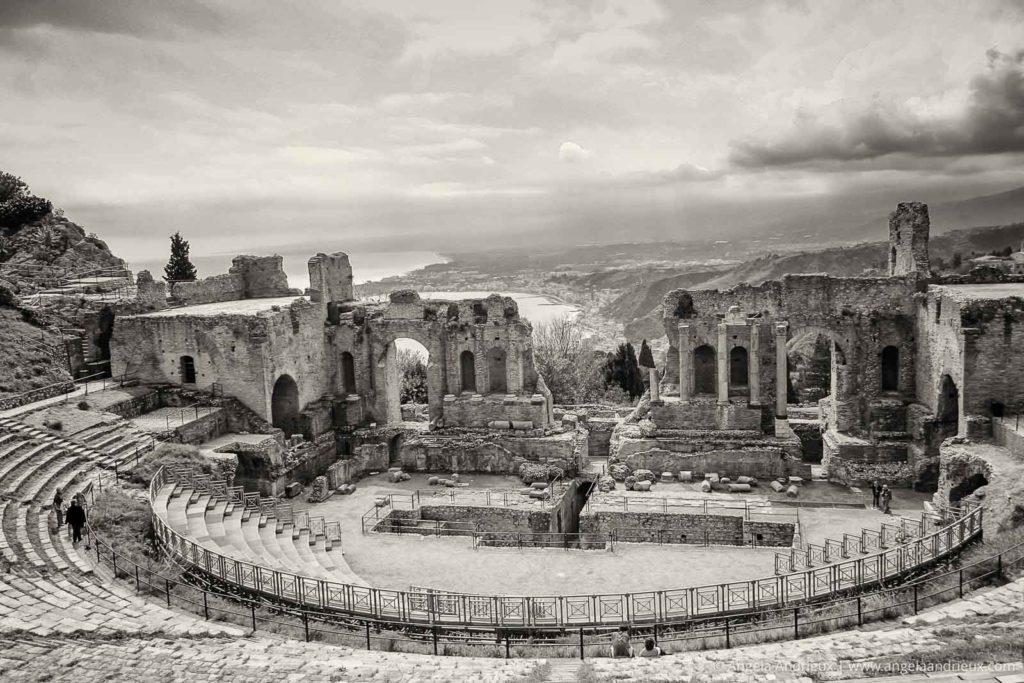 Teatro Greco | Taormina | Sicily | Italy