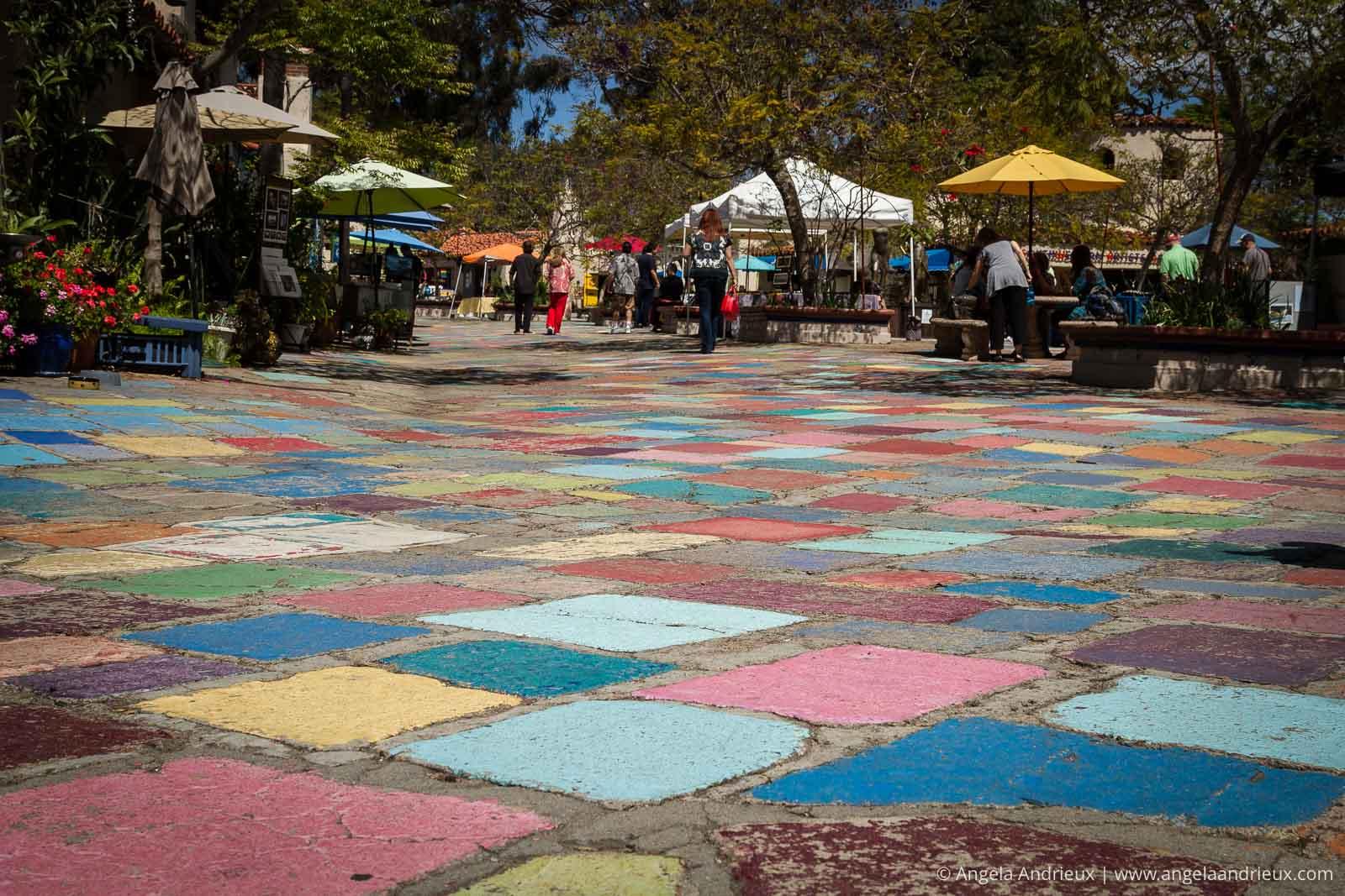 Vibrant Spanish Village | Balboa Park | San Diego, CA