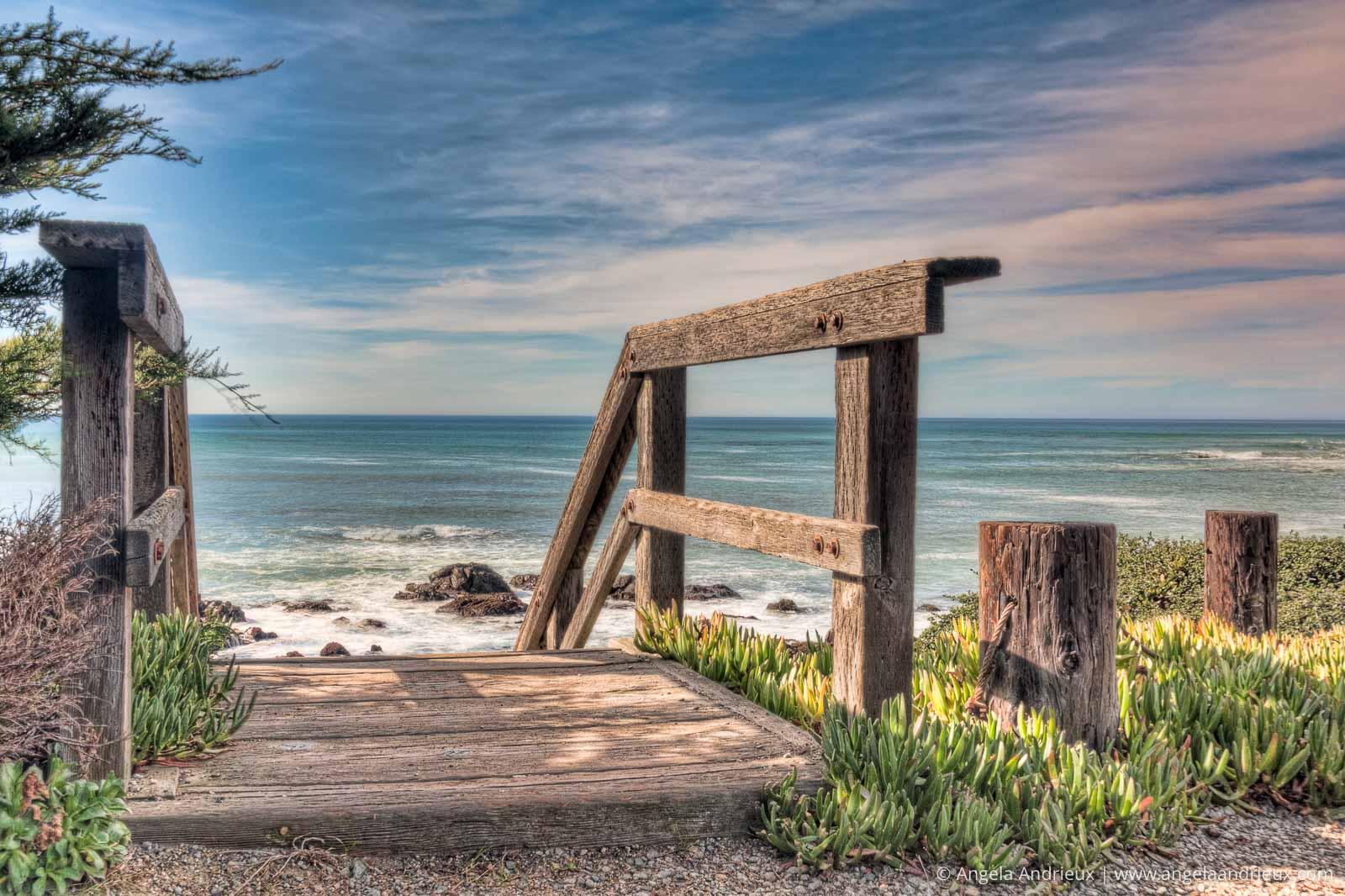 Wedgewood Accessway | Cambria, CA