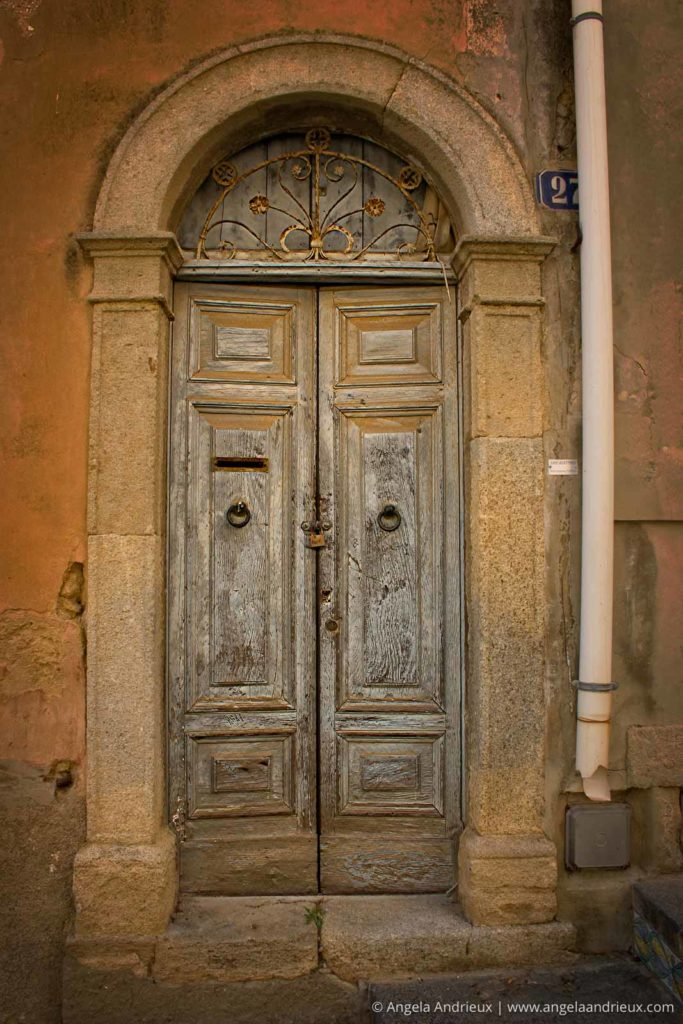 Yellow Door | Caltagirone | Sicily | Italy