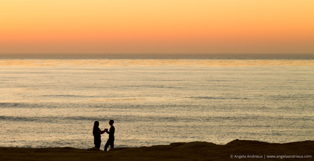 Young Love | Sunset Cliffs | San Diego, CA