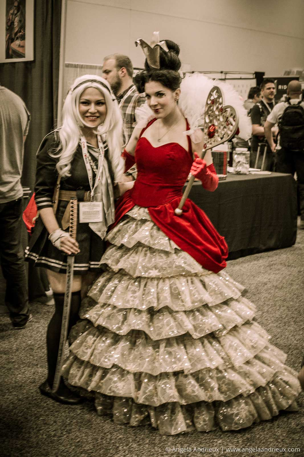 Cosplay at SDCC 2013