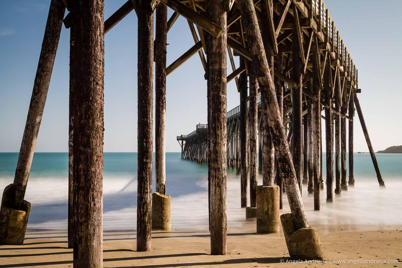 Deceptive Swell (William Randolph Hearst Memorial Beach, San Simeon, CA)