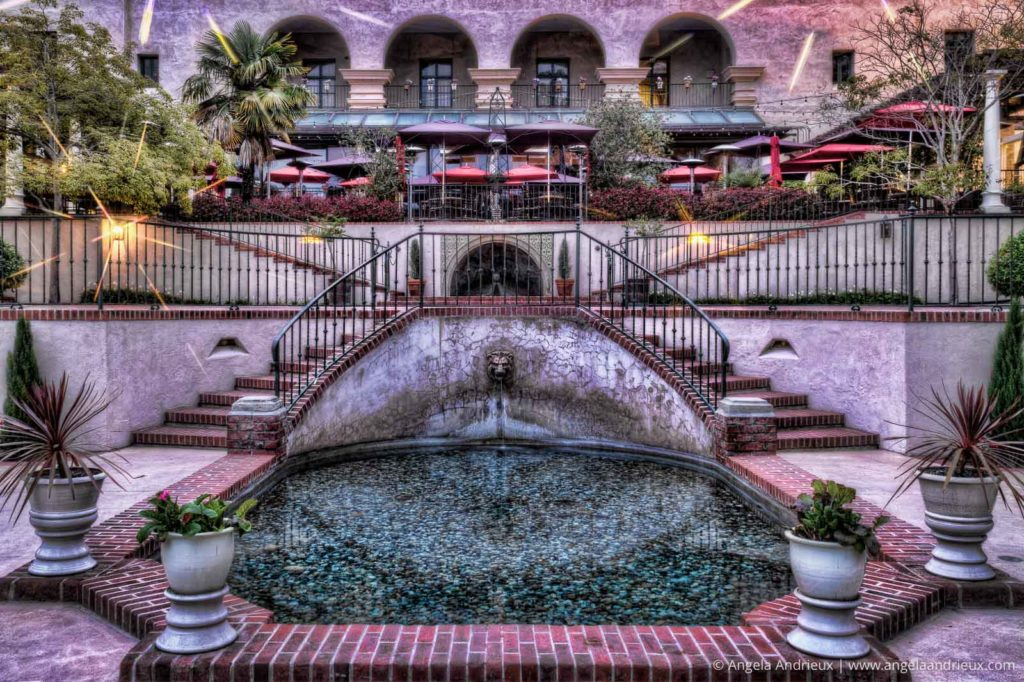 Behind The Prado (Balboa Park, San Diego, CA)