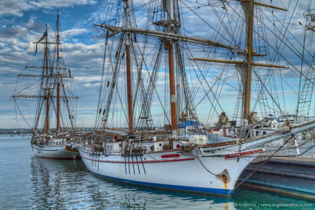 Tall Ships at the San Diego Festival of Sail
