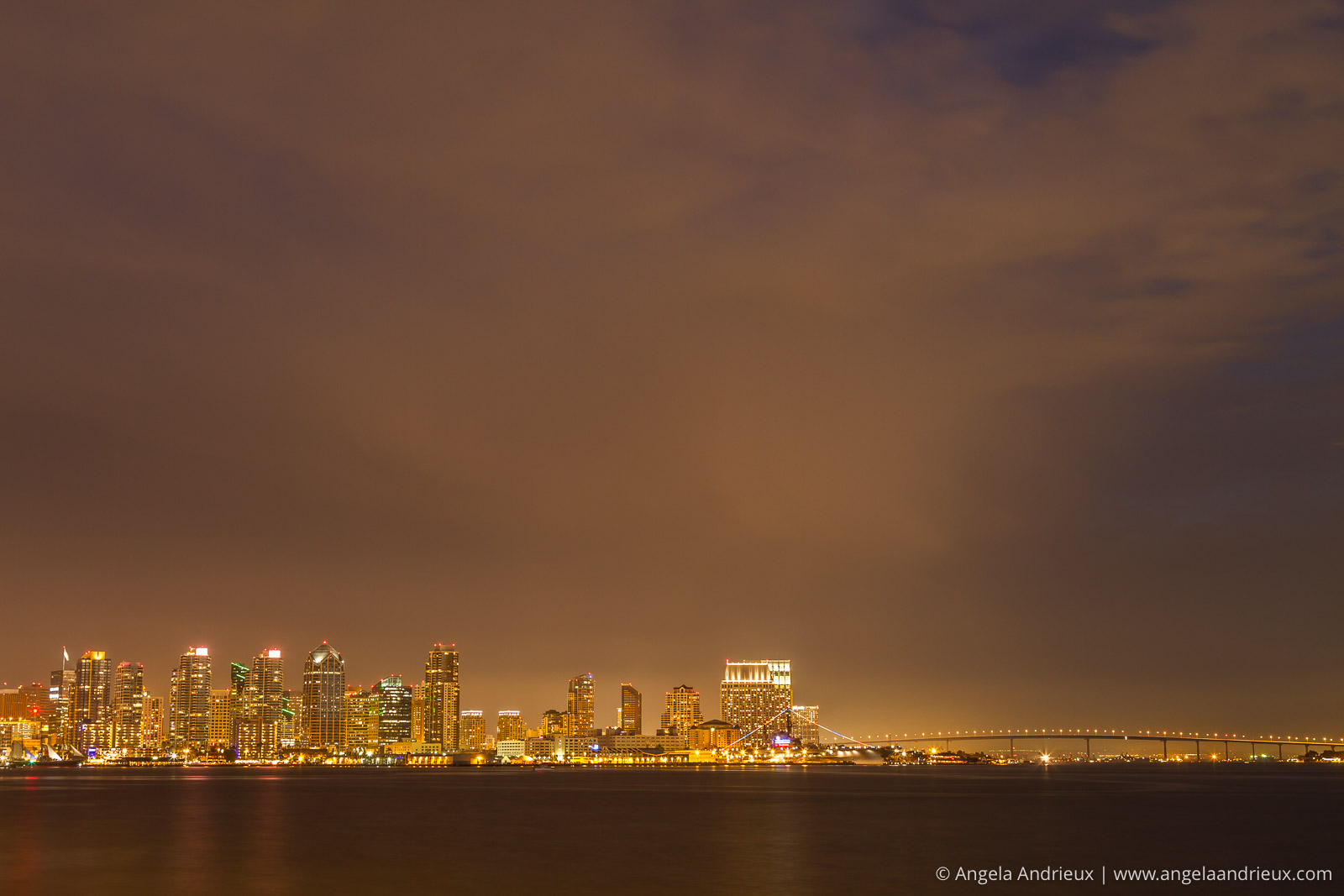 San Diego Skyline | Daytime White Balance